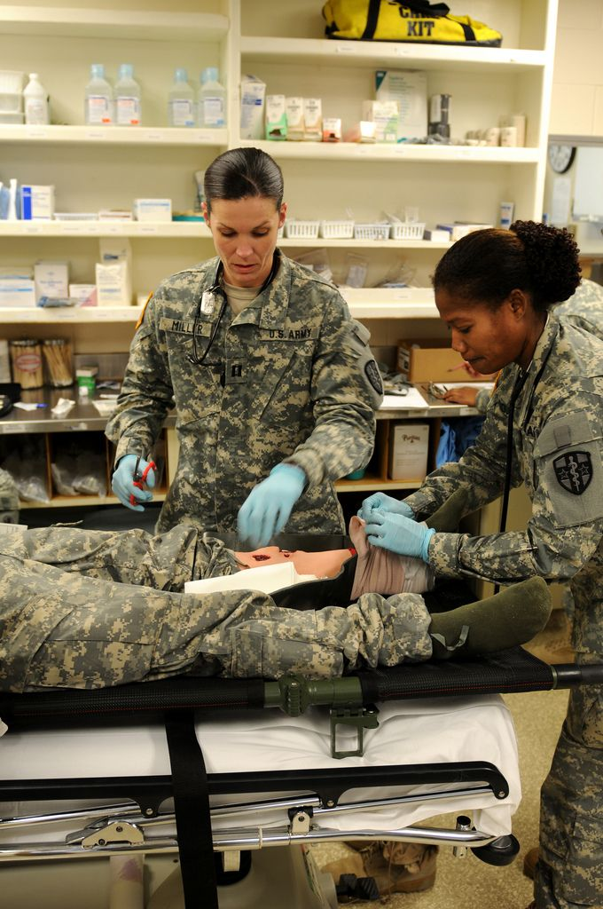 Preparing For Emergencies Army Medic Healthcare Administration