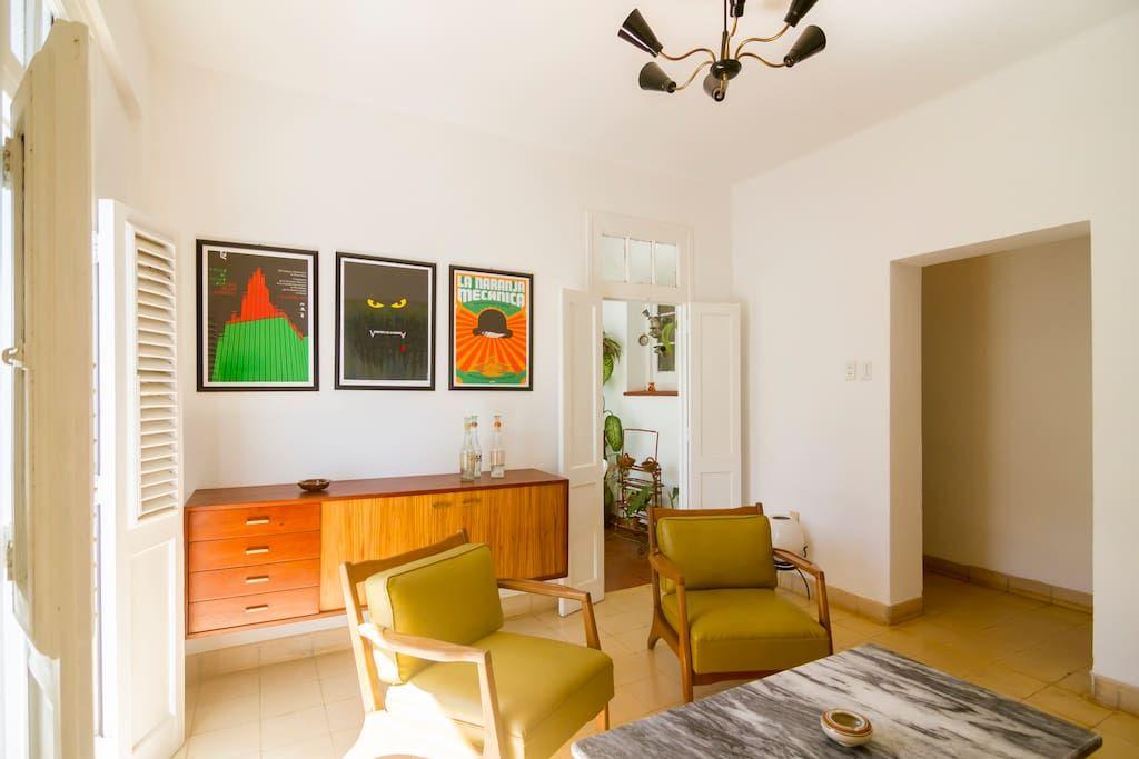 Casa en La Habana. Casa Lidia Flats for Rent in La
