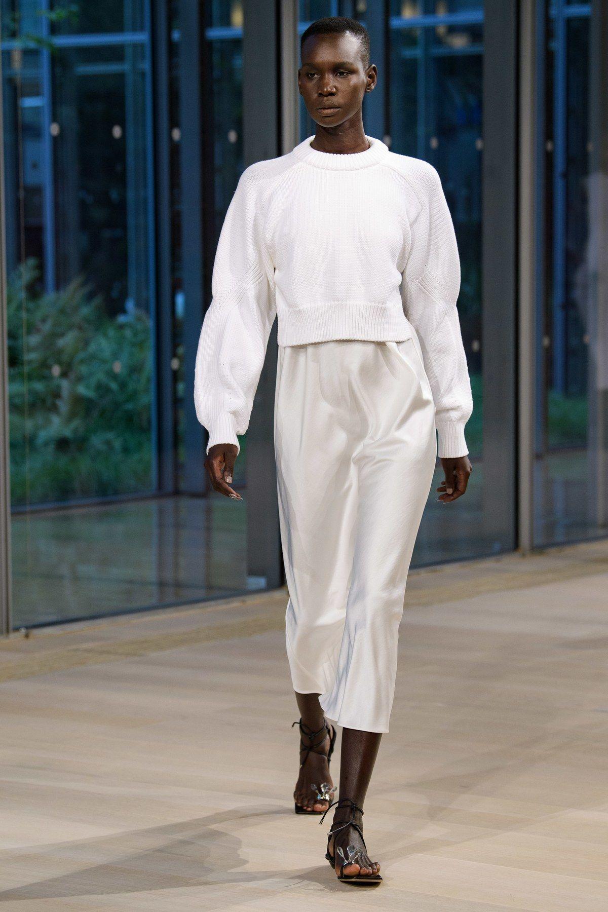 Ongekend Tibi Spring 2020 Ready-to-Wear Fashion Show | 니트웨어, 패션 QR-52