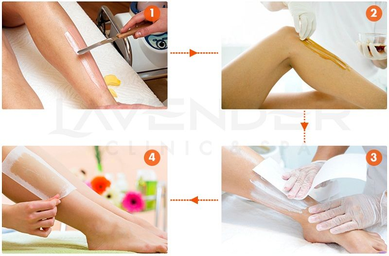WAXING - Lavender Clinic & Spa