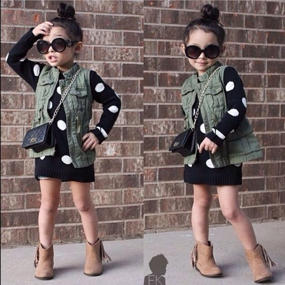 Fashion Kids,little Fashionista,little Diva, Swaggkids