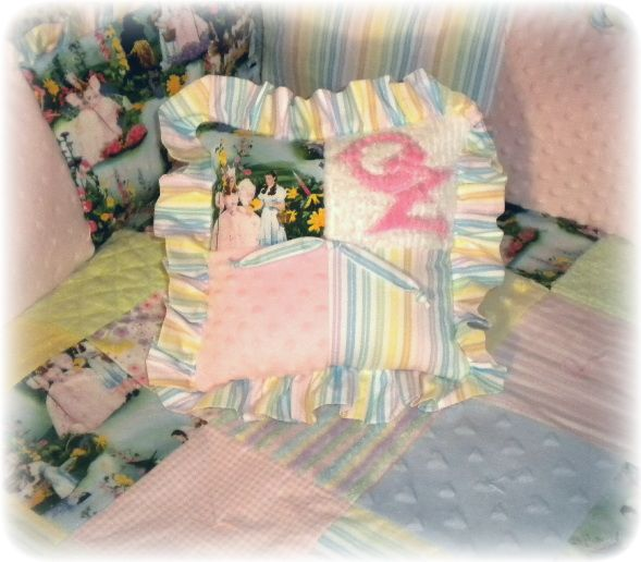 Details About Unicorn Dreams Vintage Chenille Princess