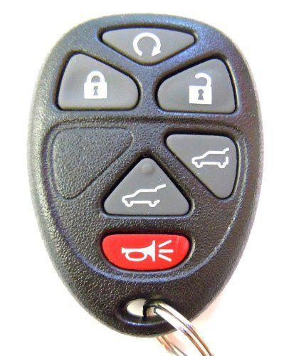 Factory Gm Key Fob Tahoe Yukon Escalade 15913427 Chevrolet