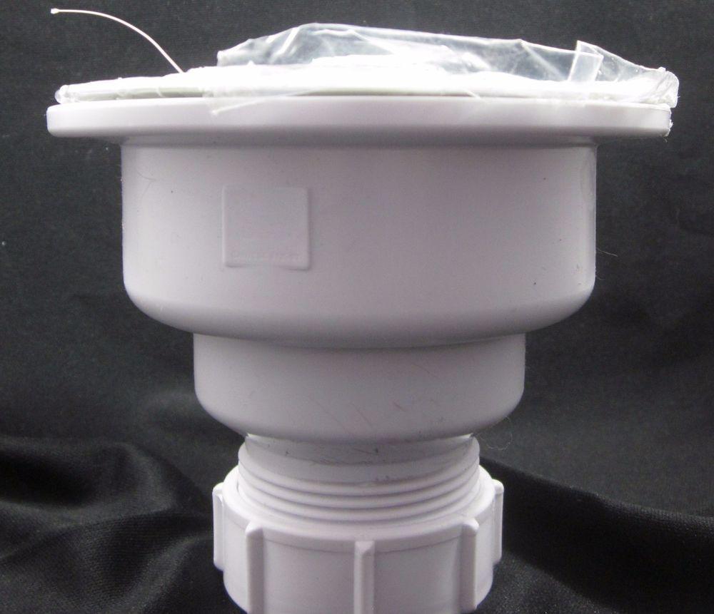 Decorative Basket Strainer Waste WHITE R659 959