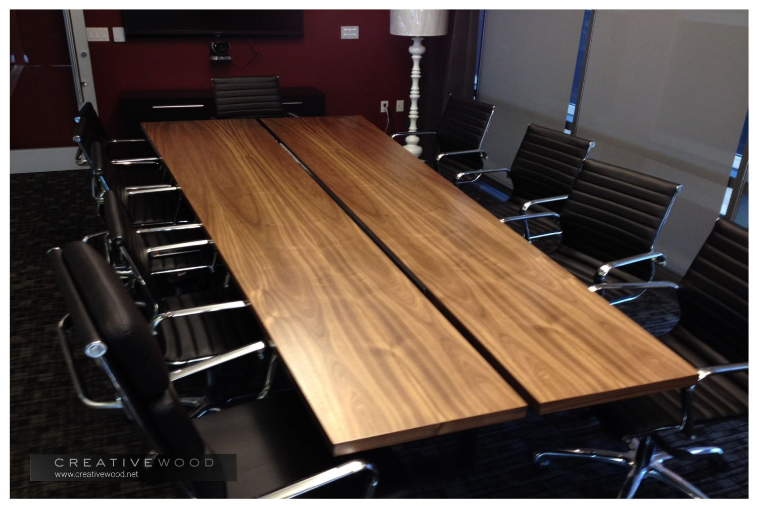 Conference Creative Wood Custom Office Furniture Conference Table Table