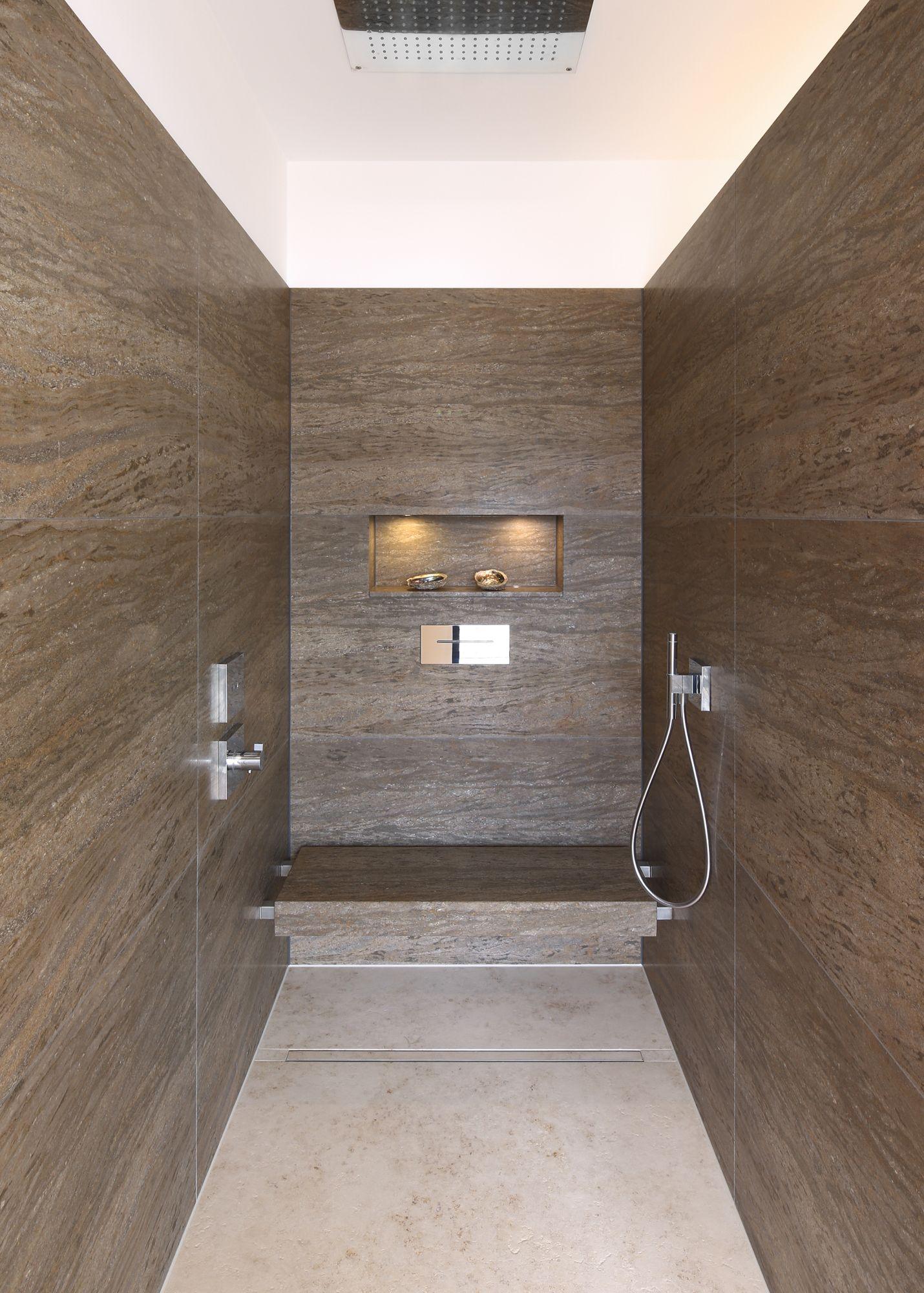 neueste begehbare dusche fliesen anleitung schema garten design ideen. Black Bedroom Furniture Sets. Home Design Ideas