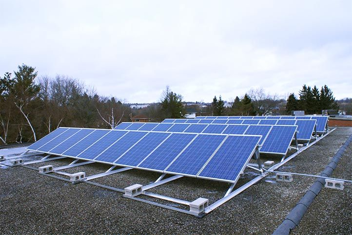 Erin Public School 10kw Custom Solar Power System Solar Solar Panels Solar Power System