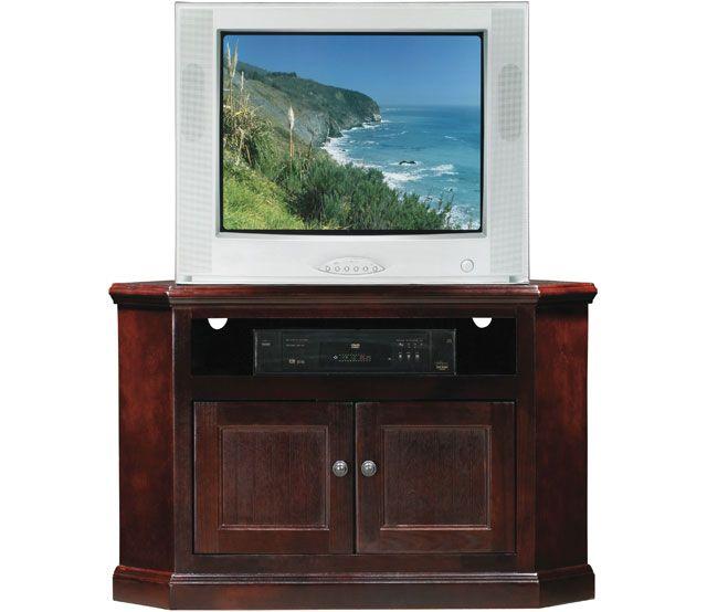 hacker help corner flat screen tv stand with storage furniture rh pinterest com