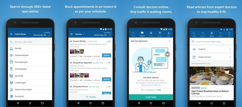 Mobile Healthcare Gp Appointment App Mobile Healthcare Direct