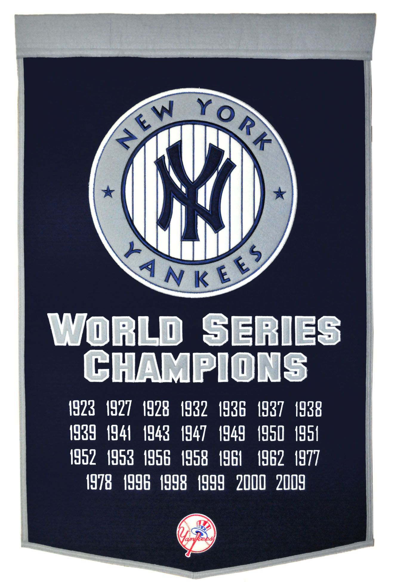 New York Yankees World Series Championship Dynasty Banner ヤンキース ロゴ ニューヨークヤンキース