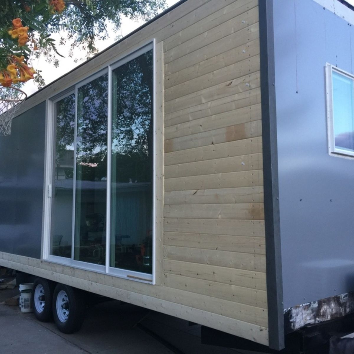 Very Efficient Tiny House Tiny House For Rent In Phoenix