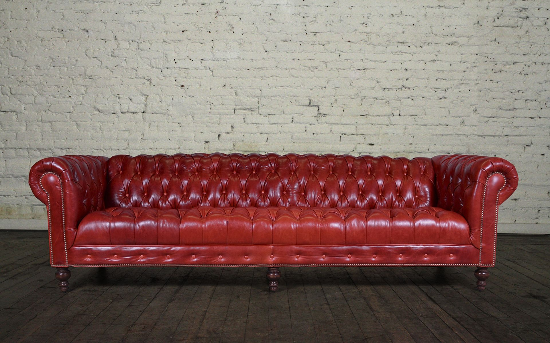 CHELSEA CHESTERFIELD SOFA COCOCO Home Chelsea Chesterfield