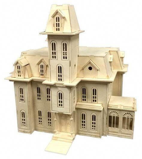 Addam s Family House Model Kit