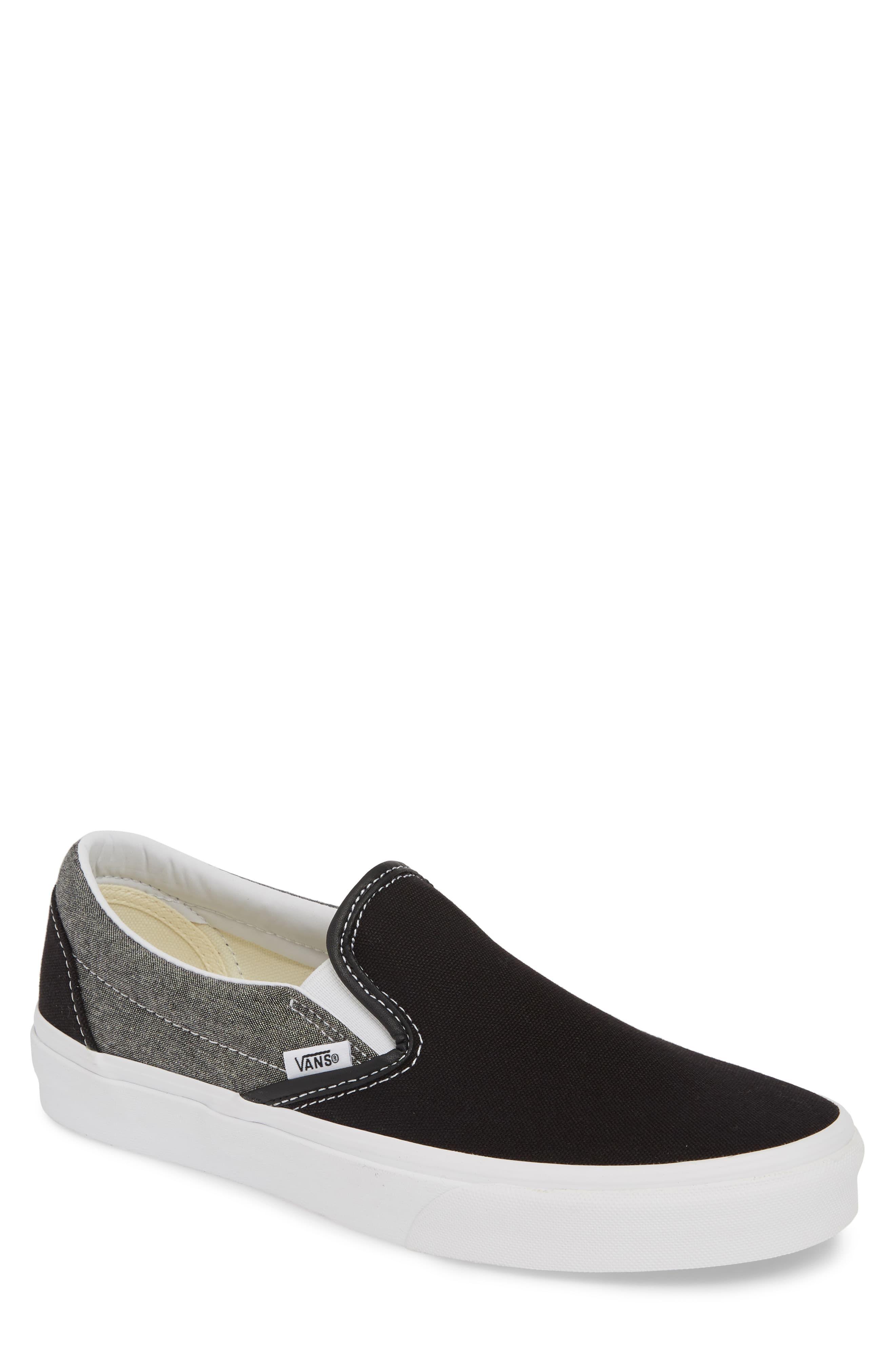 Vans 'Classic' Slip On Sneaker (Men | Sneakers, Slip on, Vans