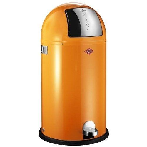 Pedaalemmer Wesco Kickboy.Wesco Kickboy 40 Liter Oranje Oranje In 2019