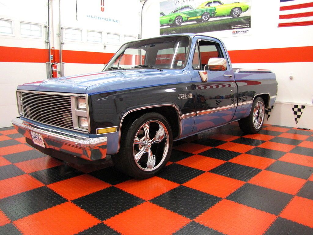 medium resolution of ebay 1987 gmc sierra 1500 short bed 1987 gmc sierra classic 1500 2wd shortbed 17 options 87k mi excellent condition classiccars cars