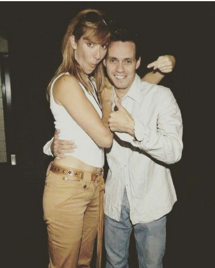 Celine Dion Marc Anthony My 2 Fav Singers I Wish They D Record A Duet Together In Both English Spanish Dre Marc Anthony Celine Dion Tall Girl Short Guy