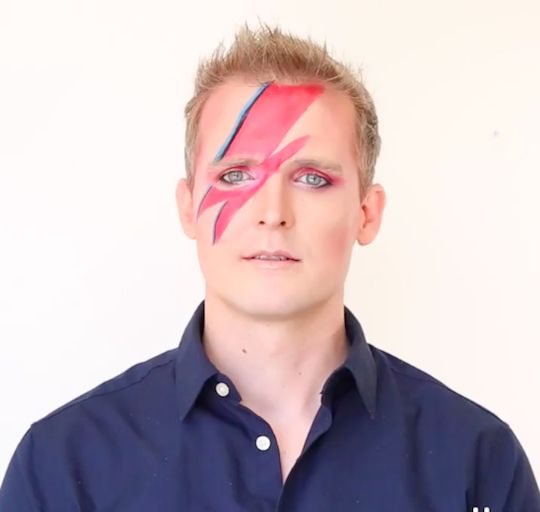 Ziggy Stardust Costume
