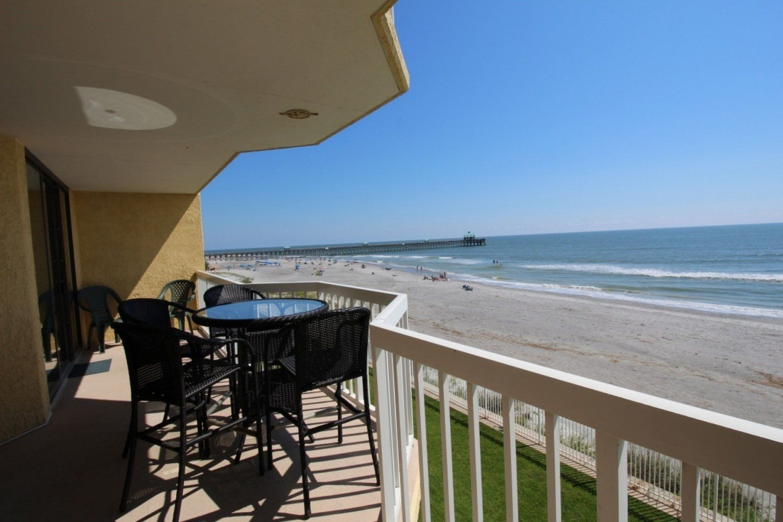 Folly Beach Vacation Al Gorgeous Ocean Views Perfect For Any Lover Year Round Condo On Itrip Itripvacations