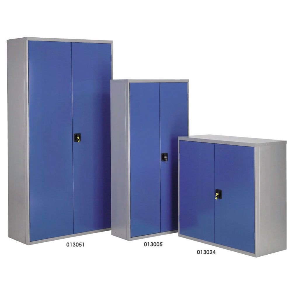 Steel Storage Cabinets Without Plastic Bins