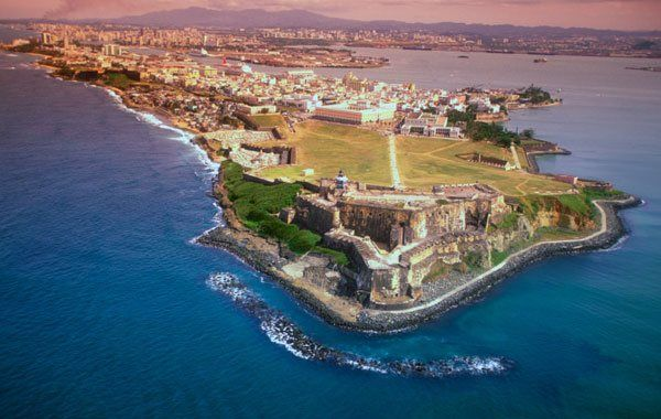 Alternative New Year's Destinations - Instead of Miami, try San Juan  If December 31st needs to be...