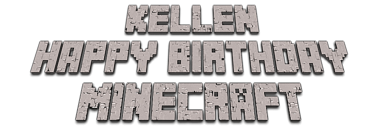 Textcraft Text & logo maker Minecraft, 8bit styles and