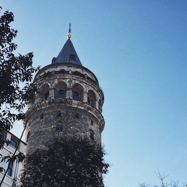 #Galata Kulezi, Istanbul, Turkey