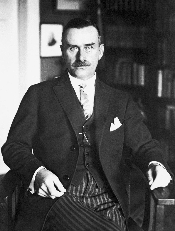 Thomas Mann People Thomas Mann Männer Und Literatur