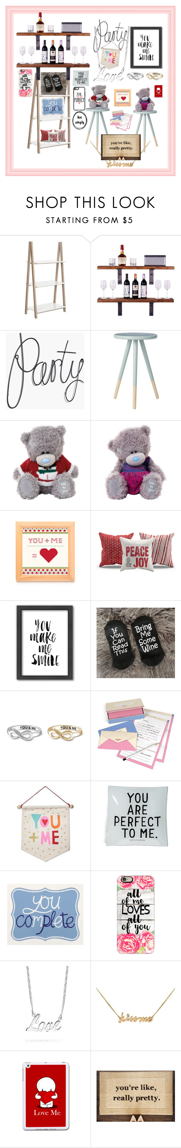 """I Love U ❤️✅"" by donnyprabowo ❤ liked on Polyvore featuring Safavieh, Americanflat, Jewelonfire, Ben's Garden, Hazel Nicholls, Casetify, Bling Jewelry and Lee Renee"