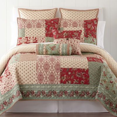 Home Expressions Baton Rouge Quilt Jcpenney Master