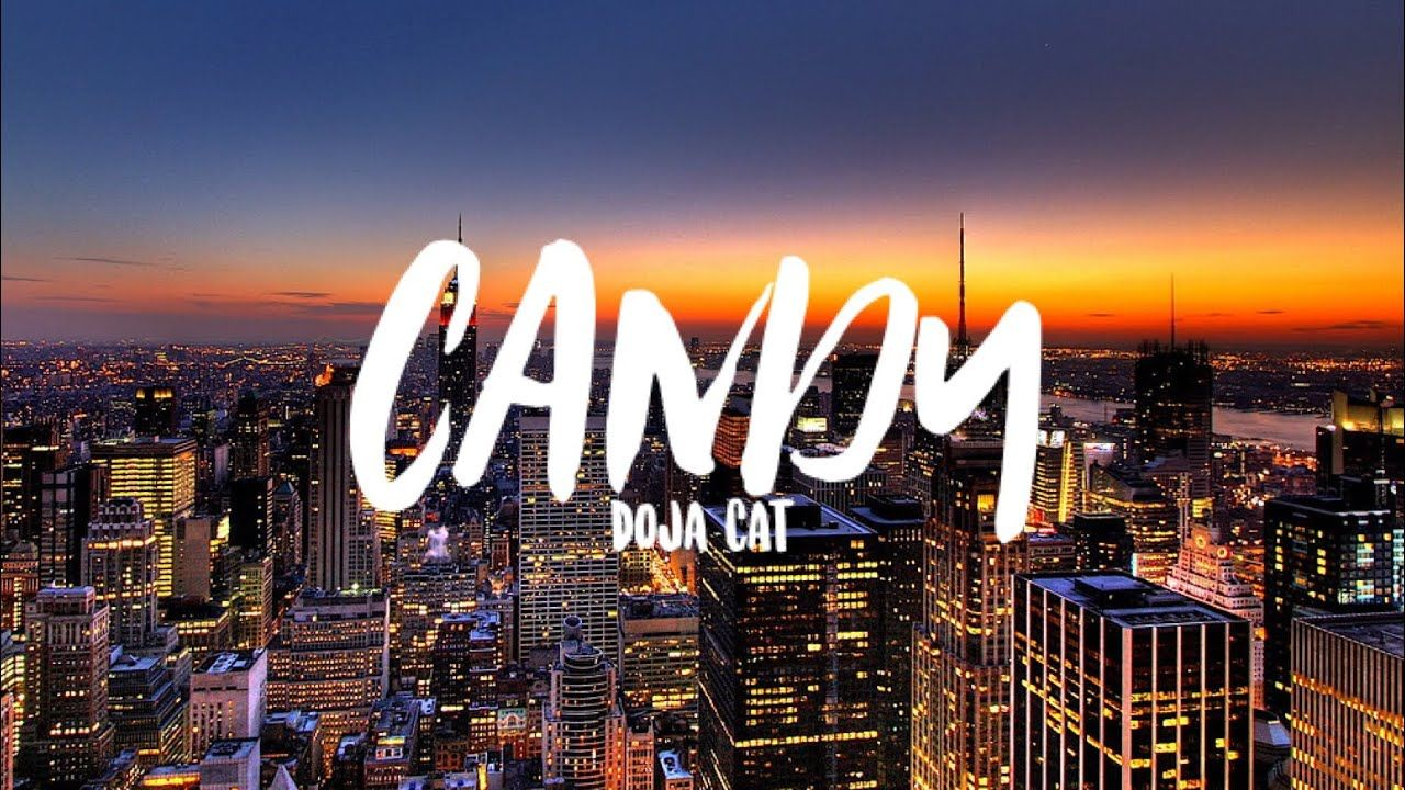 Doja Cat Candy Clean Lyrics In 2020 Cat Candy Just Like Candy Cats