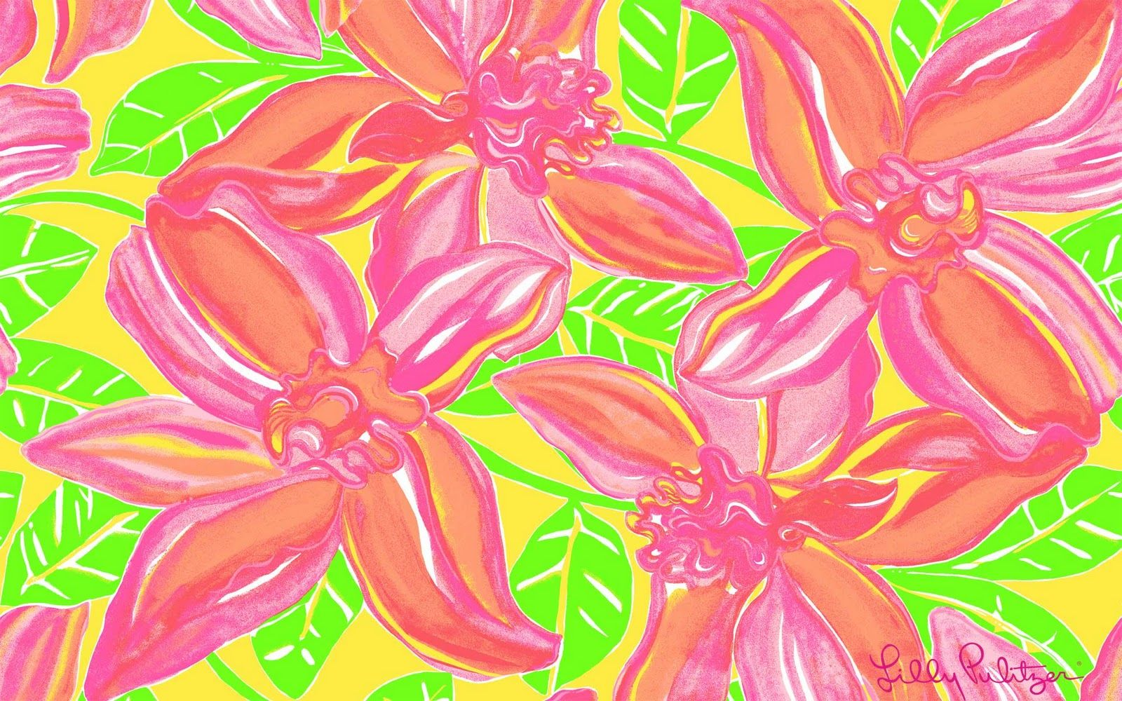 Lilly Pulitzer Tropical Beauty Patterns We Love! Lilly