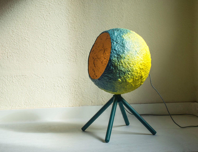 Lampadario Di Cartapesta : Meraviglie di design in carta lampade fatte in casa