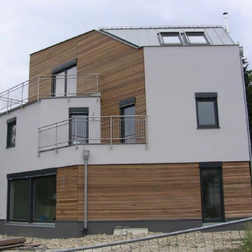 Dach- und Dachbodenausbau von Holzbau Fröstl in Wien