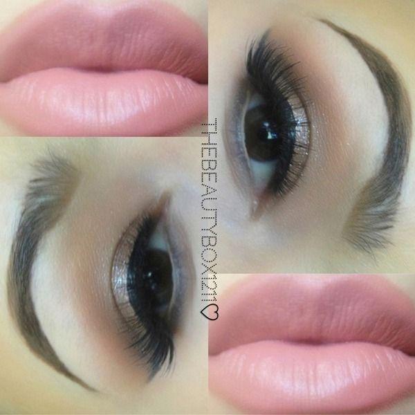 Romantic. Love that lip color! Go figure its MAC :)