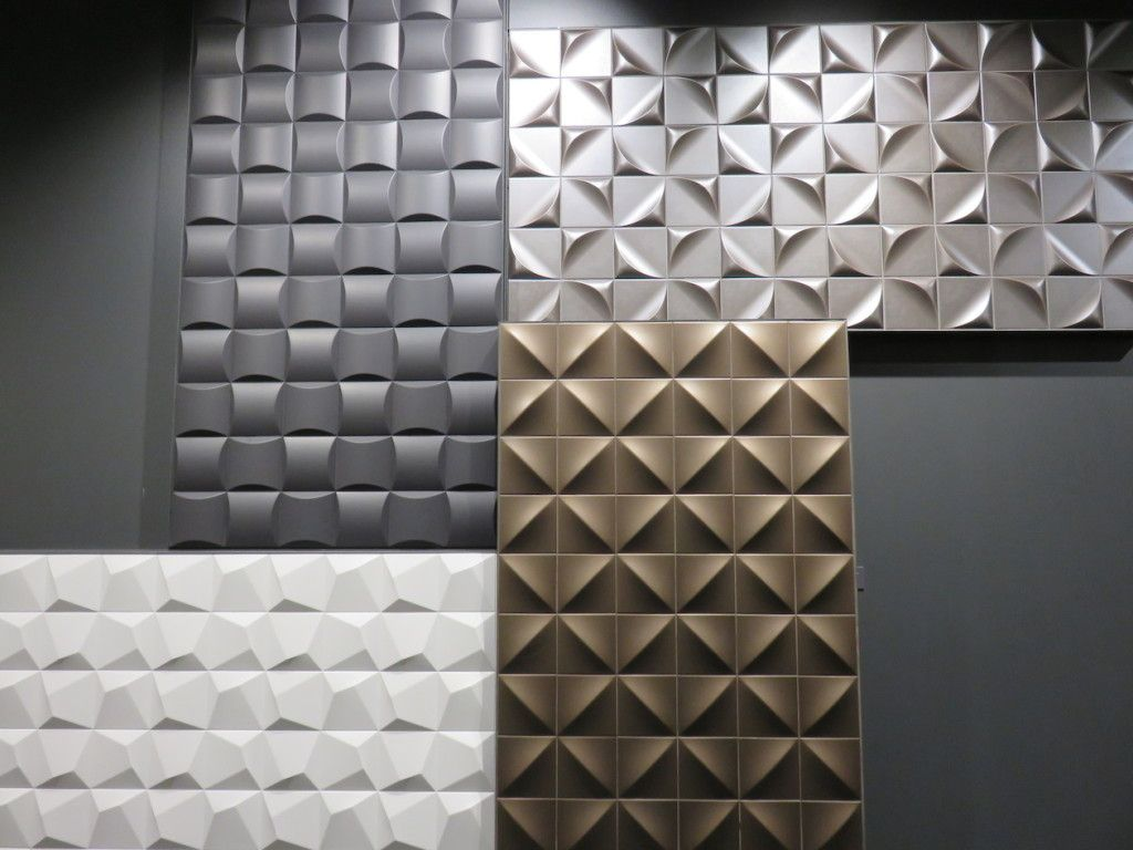 SALONI  Up | Dimensional Tile, Part of the Tile of Spain Quick Ship  Collection