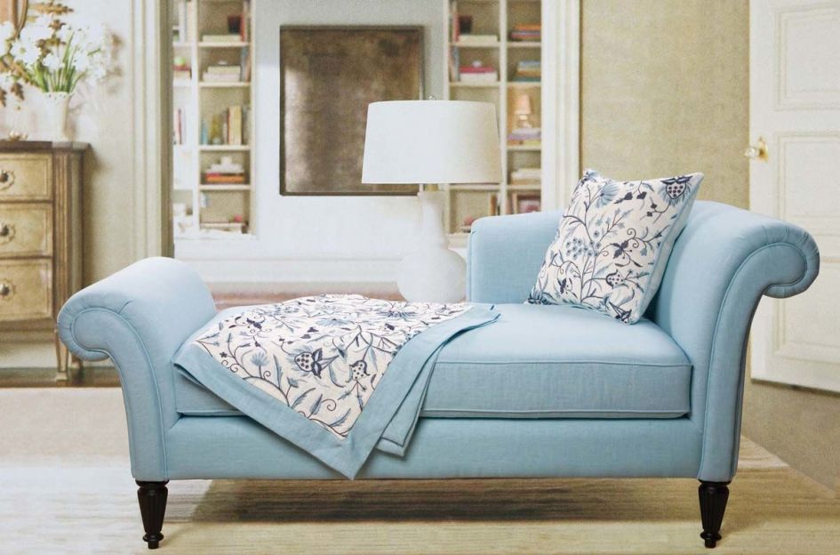 . Pin by Karine da Fonseca on Decorating   Bedroom couch  Small couch
