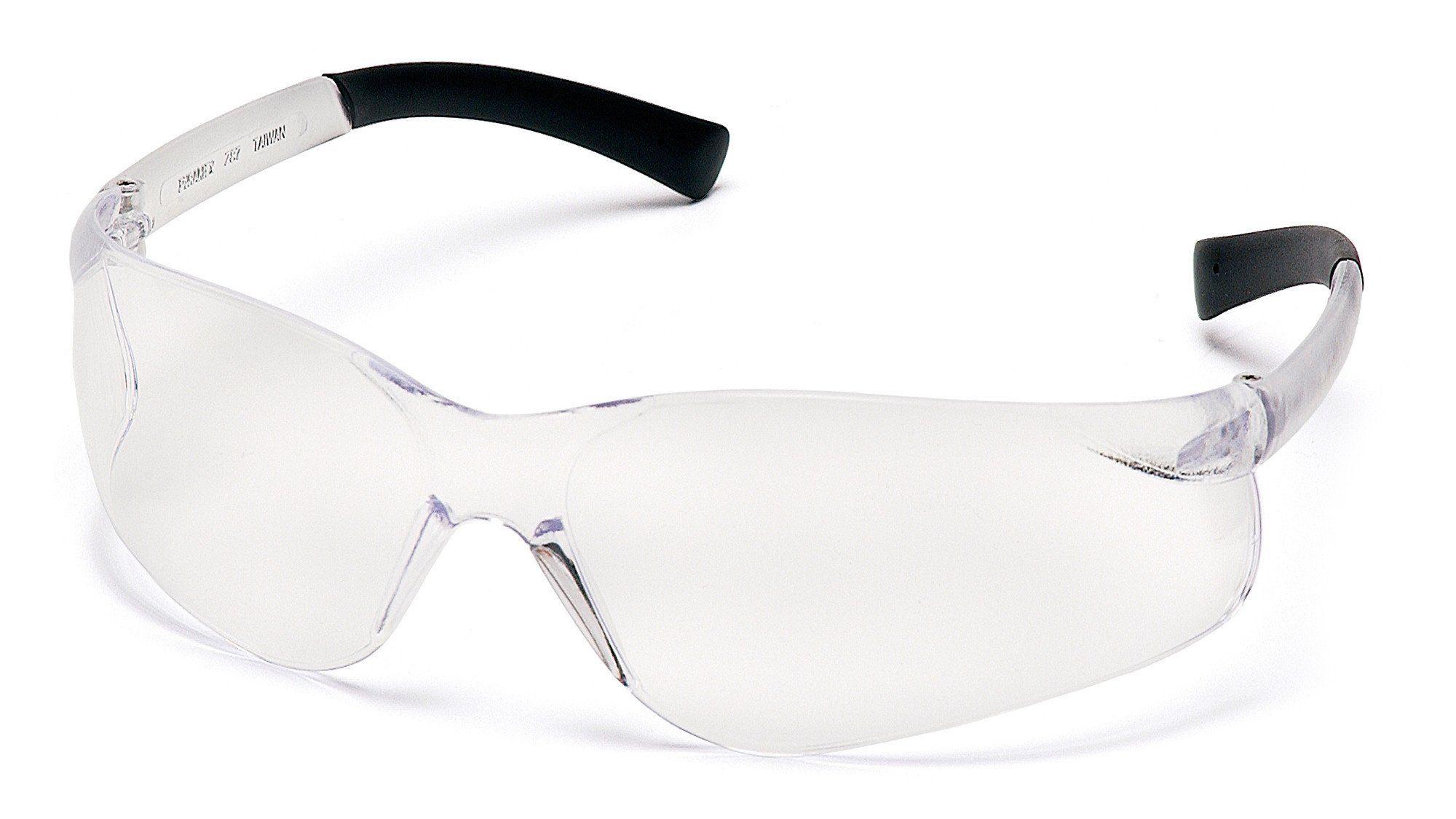Pyramex S2510S Ztek Clear Lens Safety Glasses Glasses