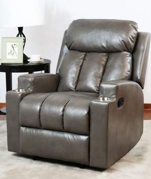 Best Recliners For Small Spaces Bedroom Chairs For Adults Grey 400 x 300