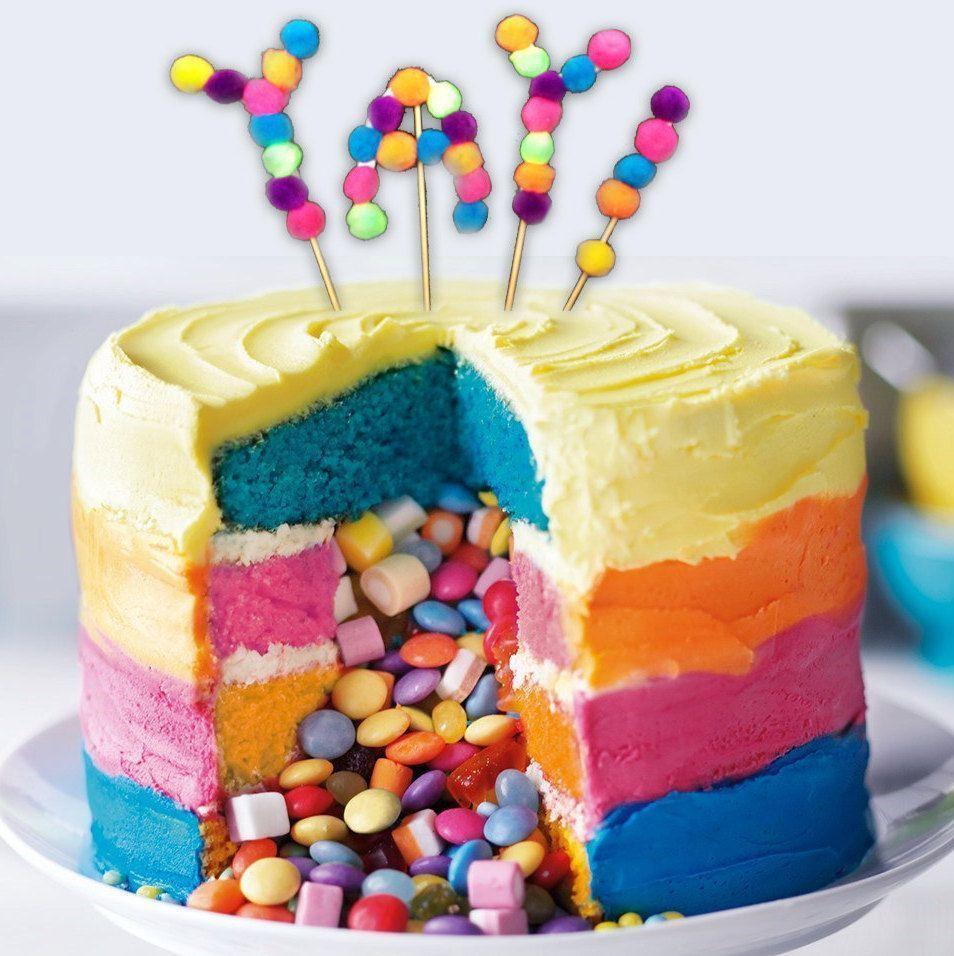 Photo of Artikel ähnlich wie Cake Topper Geburtstag, Cake Topper Babyparty, Cake Topper …