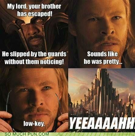 So Much Pun Csi Asgard Superhero Memes Marvel Memes Funny Marvel Memes