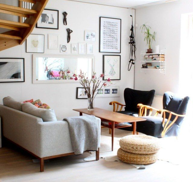 Déco scandinave - 30 idées sur l\u0027intérieur de style pur et simple