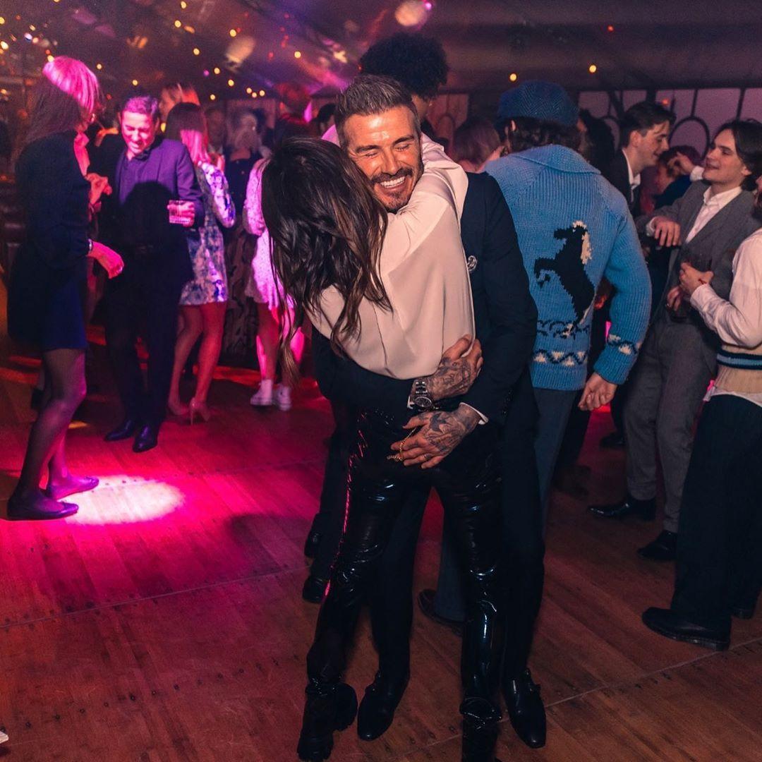 Victoria Beckham On Instagram Dancing Till 6am Kisses And Happy 21st Birthday Brooklynbeckham X I Love In 2020 David And Victoria Beckham Victoria Beckham Beckham