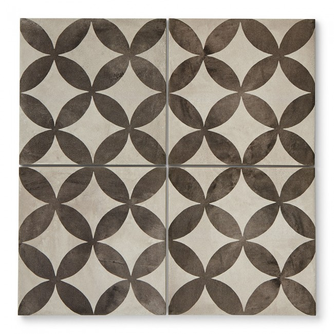 Cotto Astro Vintage Tile Patterned Wall Tiles Wall And Floor Tiles