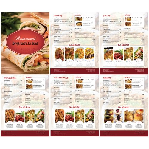 Image result for arabian food design | Design: Menu | Food
