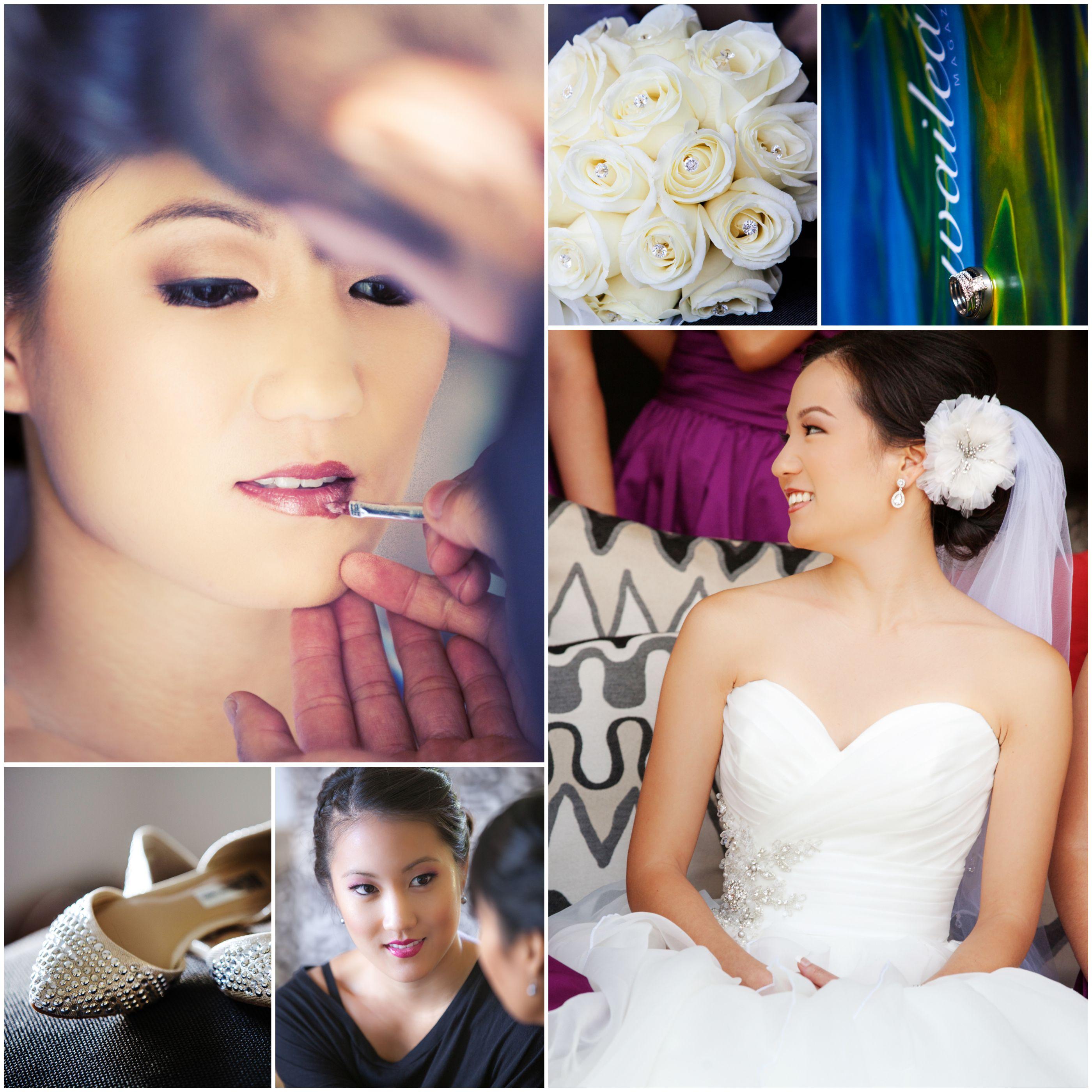 asian bridal makeup studiosewmeew hawaii, maui, oahu