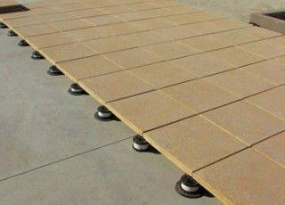 Manufacturer Of Roof Pavers With Adjustable Pedestals