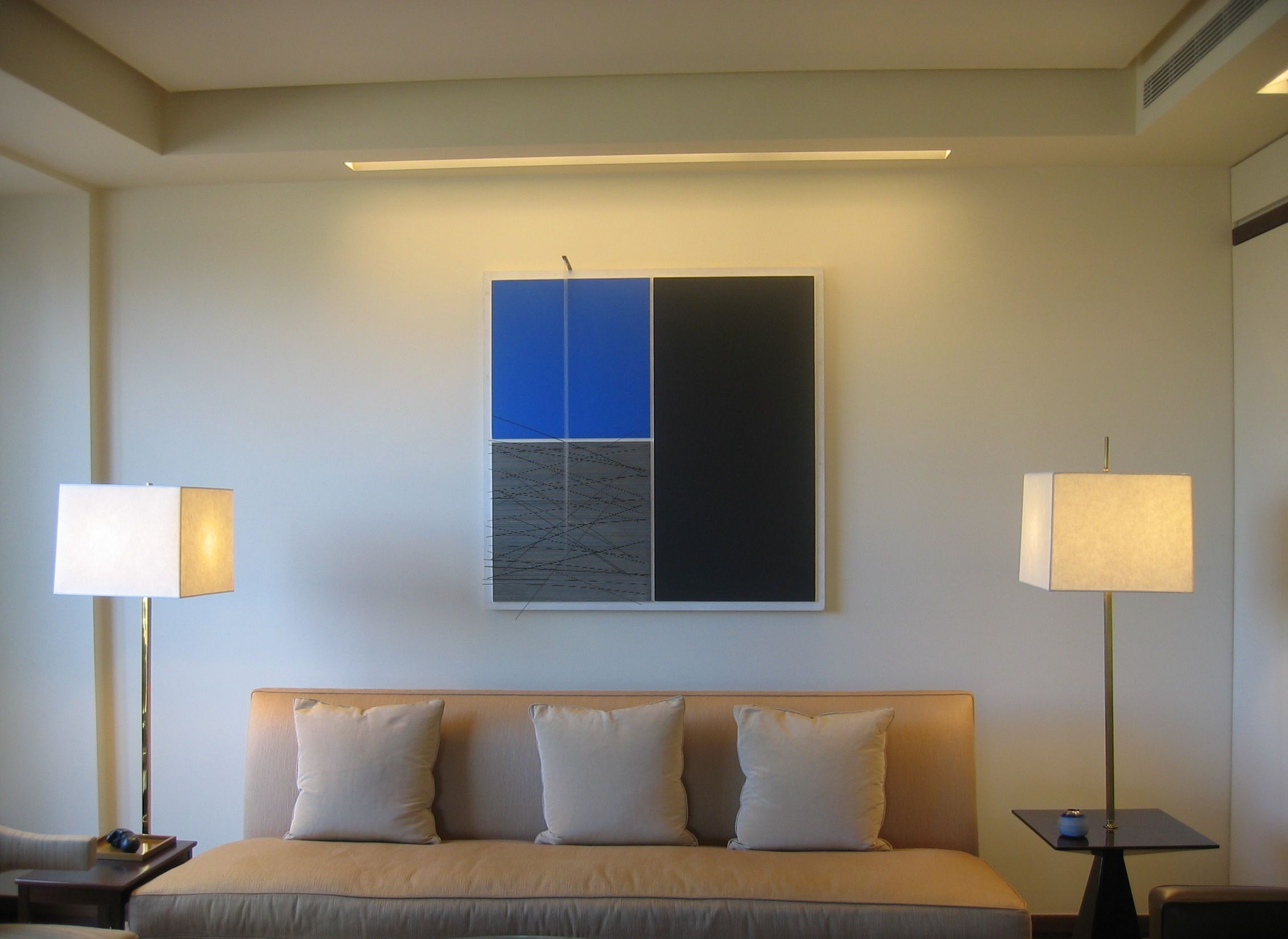 Recessed Art Lighting