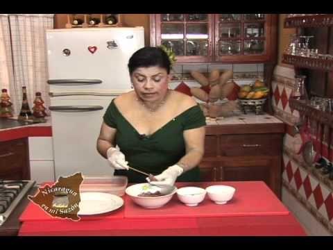 Nicaragua En Mi Sazon Con Maria Esther Lopez Brochetas De Carne