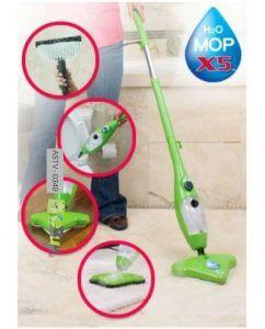 Buy H2o X5 Mop 5 In 1 Portable Steam Mop Online In Pakistan Ebuy Pk Steam Mop Mops Handheld Steamer